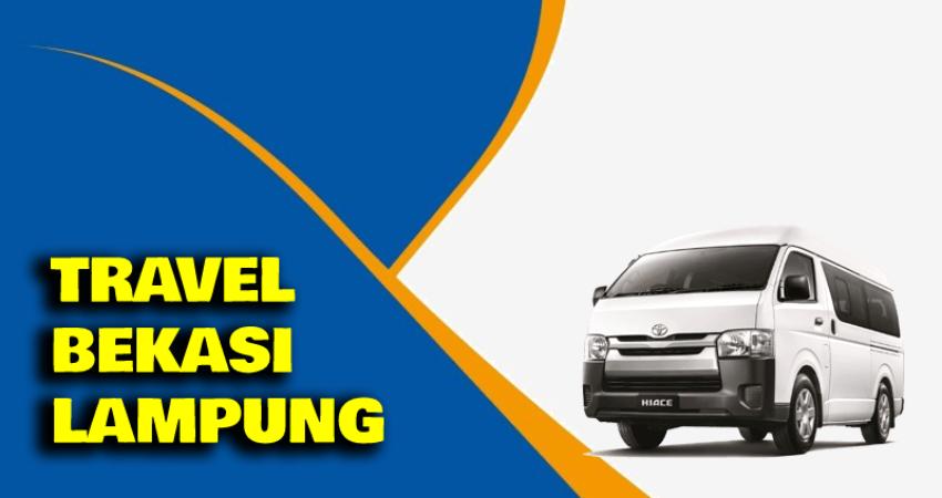 Travel Bekasi Lampung