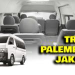 Travel Palembang Jakarta
